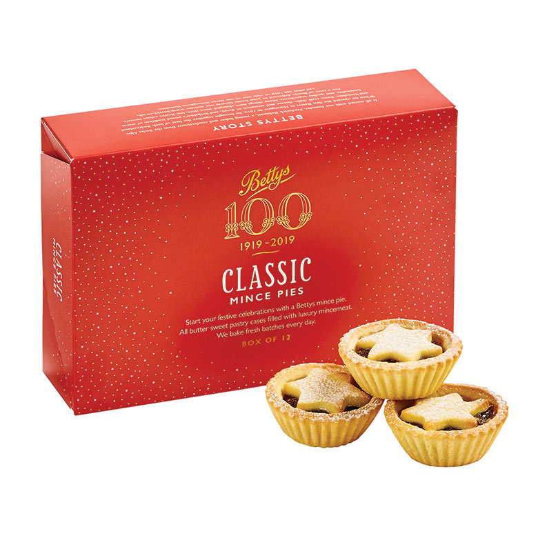 Classic Mince Pies Box of 12 v2