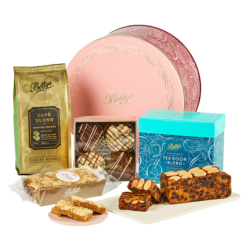 Taste of Bettys Gift Tin