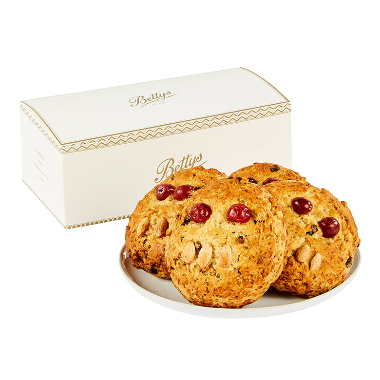 Yorkshire Fat Rascals Box of 4