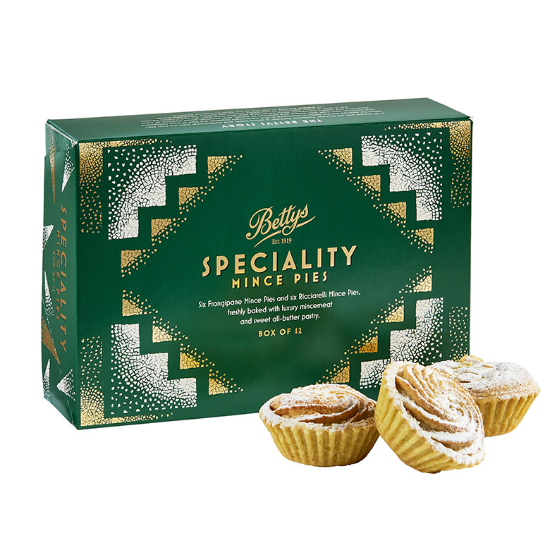 Speciality Mince Pies Box of 12
