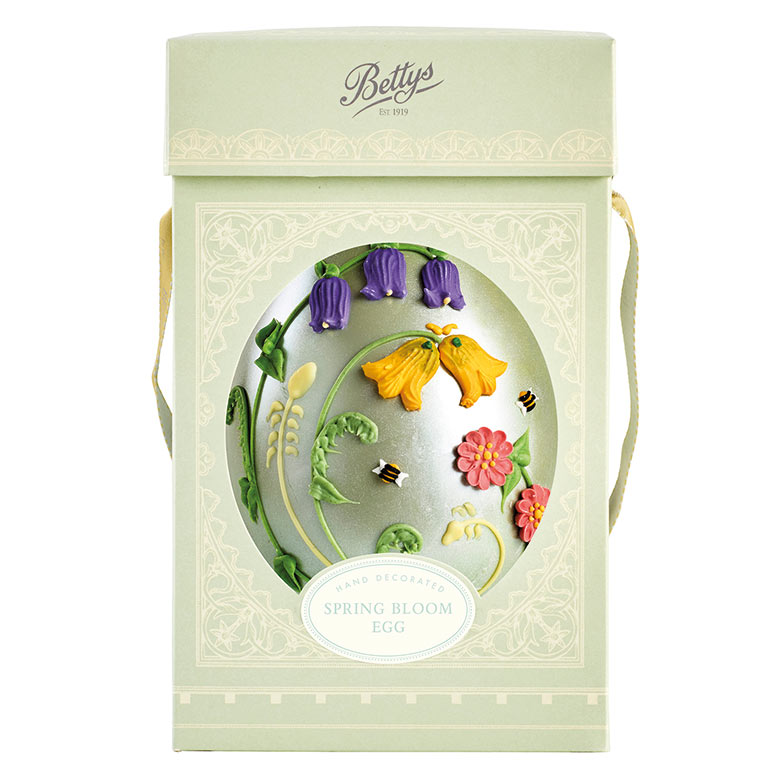 Limited Edition Spring Bloom Egg in Box