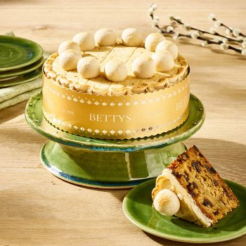 Apostle Simnel Fruit Cake