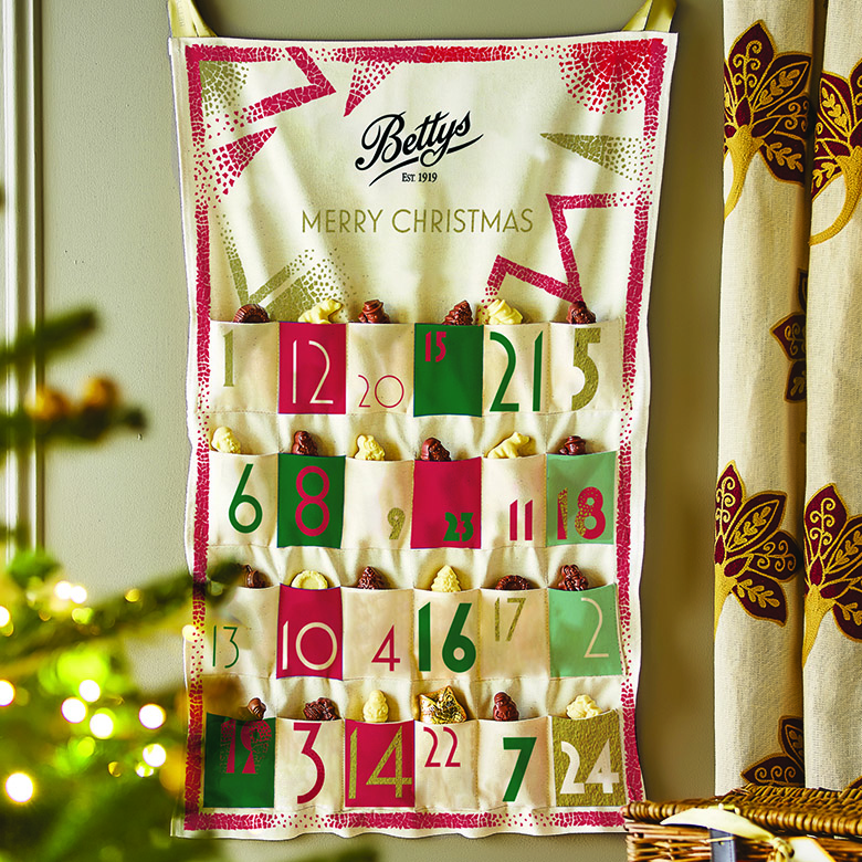 Bettys Advent Calendar