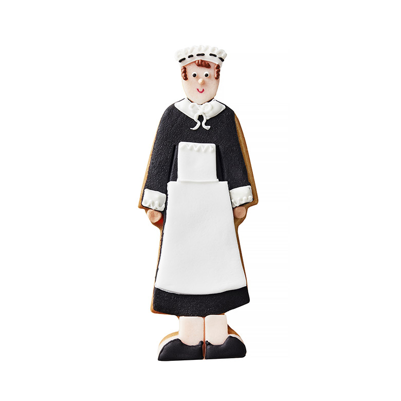 Bettys Lebkuchen Waitress Biscuit