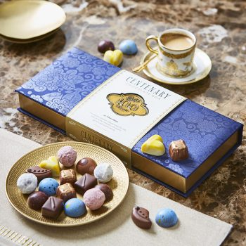 Centenary Chocolate Box