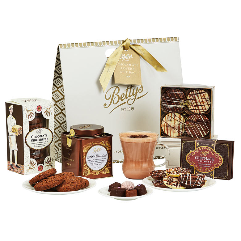 Chocolate Lovers Gift Bag