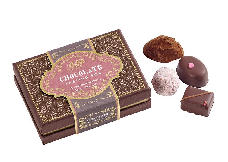 Chocolate Tasting Box