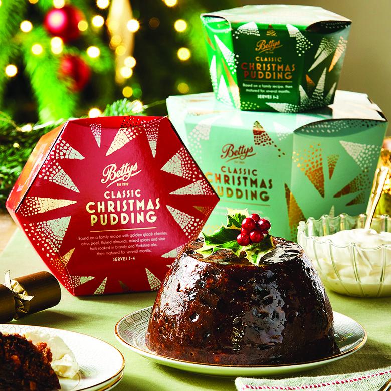 Classic Christmas Puddings