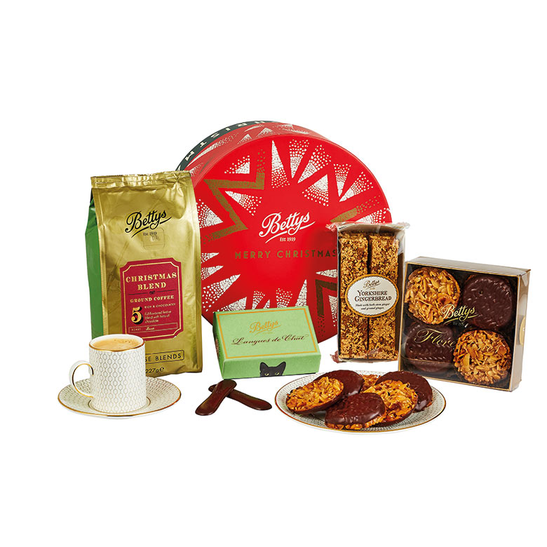 Delicious Christmas Gift Box