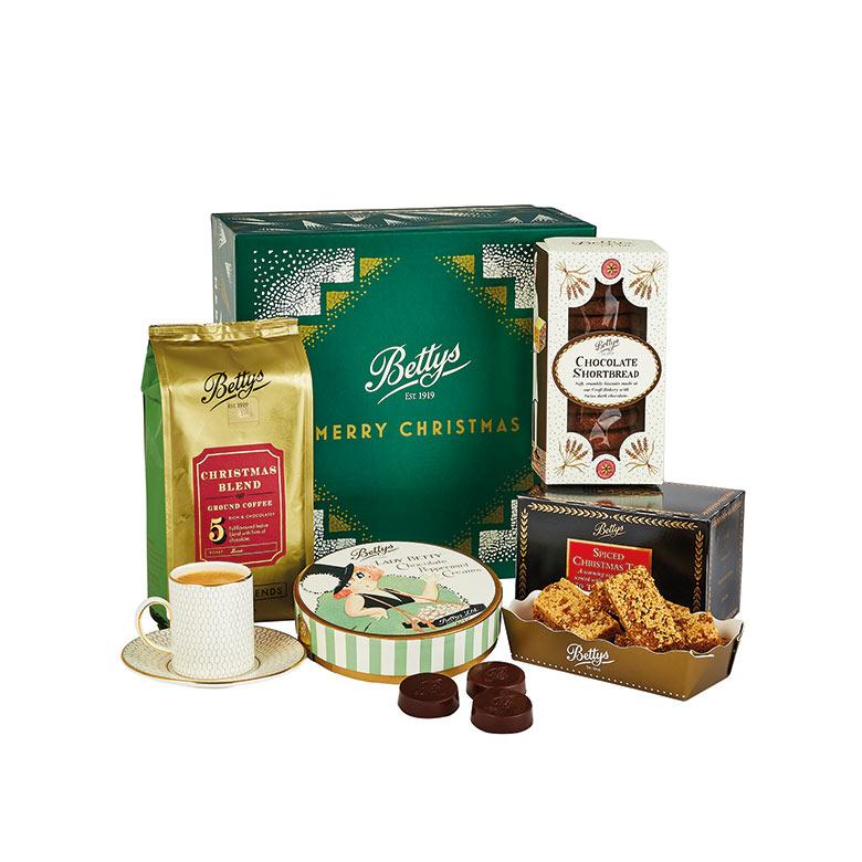 Festive Tea Time Gift Box