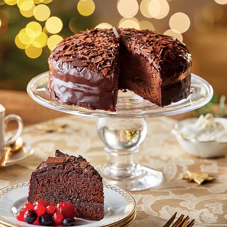 Grand Cru Chocolate Sachertorte