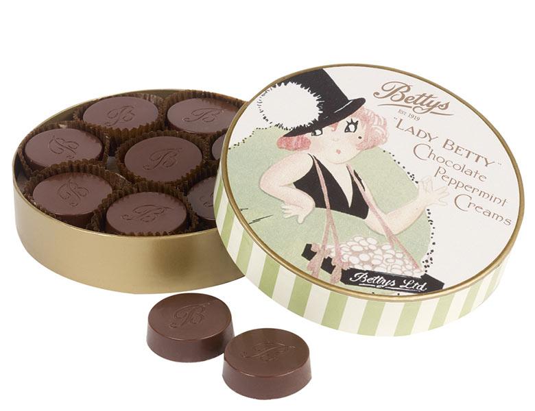 Lady Betty Peppermint Creams