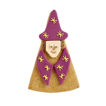 Lebkuchen Witch Biscuit