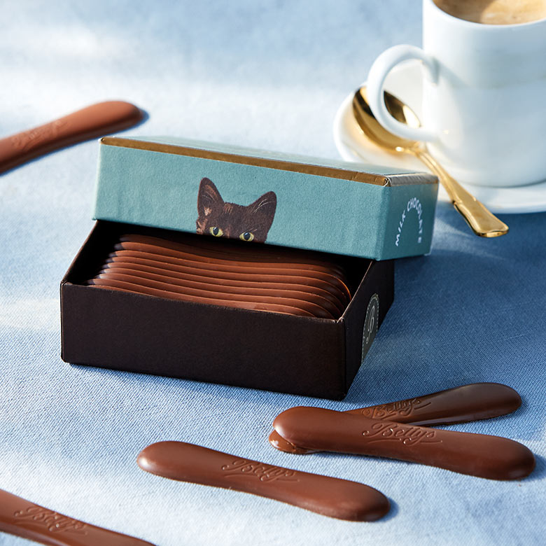 Milk Chocolate Langues De Chat