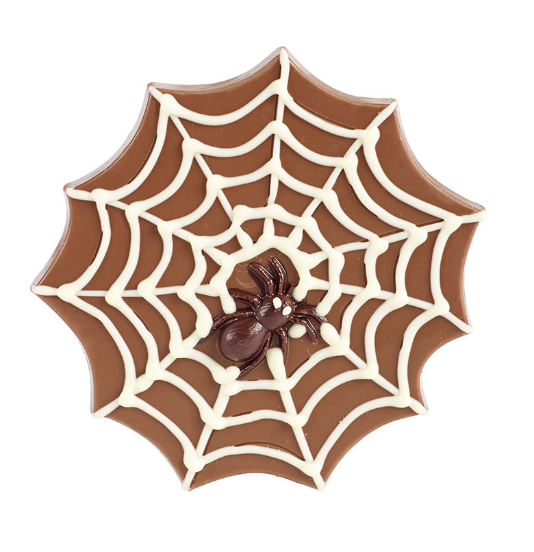 Milk Chocolate Spiders Web