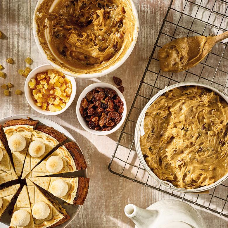 Simel Cake Baking