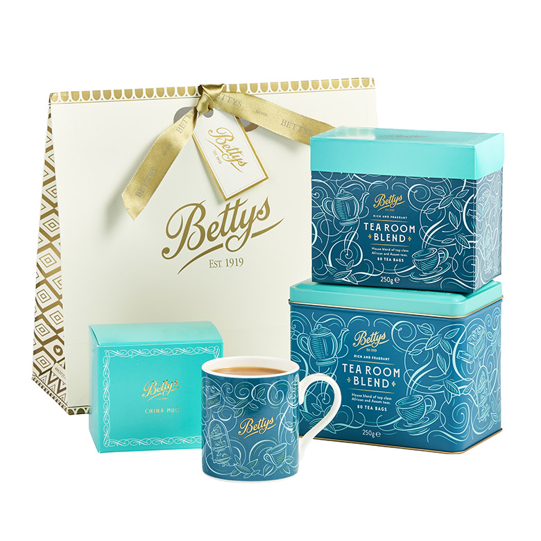Tea Lovers Gift Bag