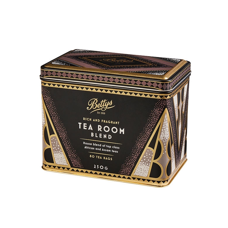 Tea Room Blend Teabag Caddy