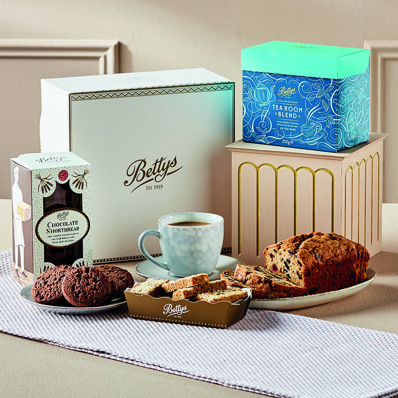 Tea Time Favourites Gift Box