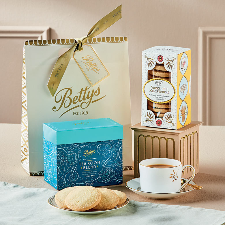 Tea and Biscuits Gift Bag