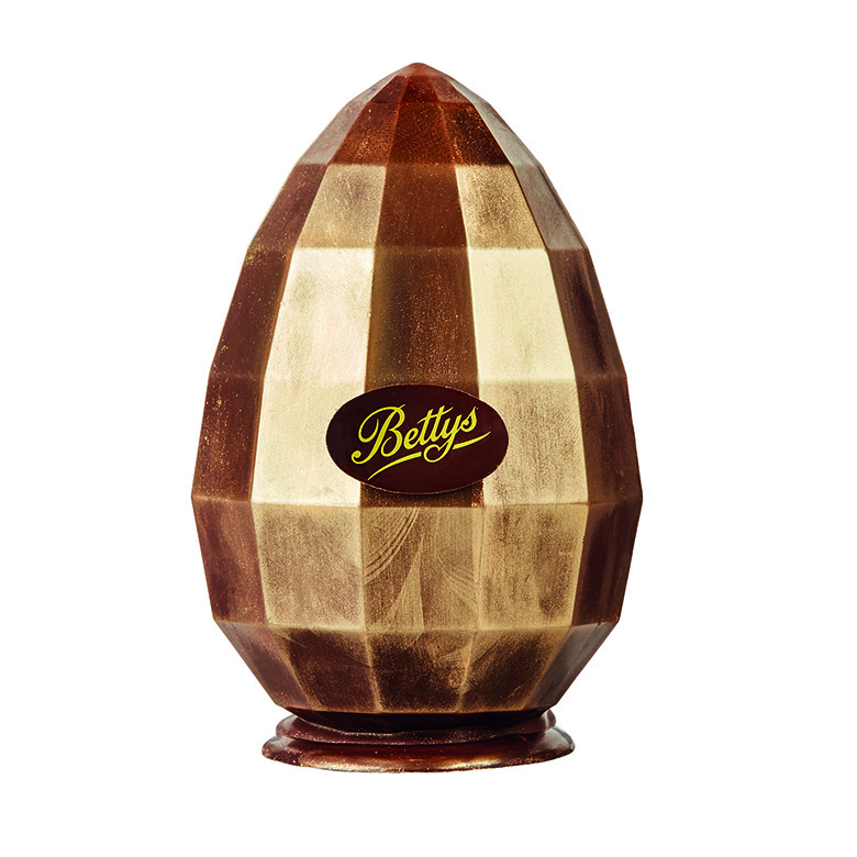 Venezuelan Dark Chocolate Egg
