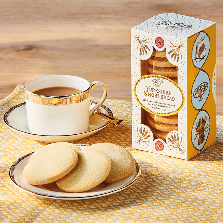 Yorkshire Shortbread Box