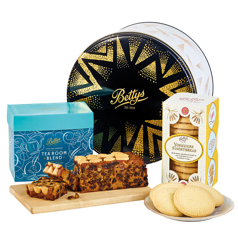 Yorkshire Treats Gift Tin