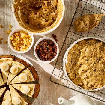 Apostle Simnel Cake Baking Lifestyle