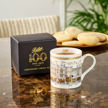 Centenary China Mug Lifestyle