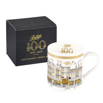 Centenary China Mug