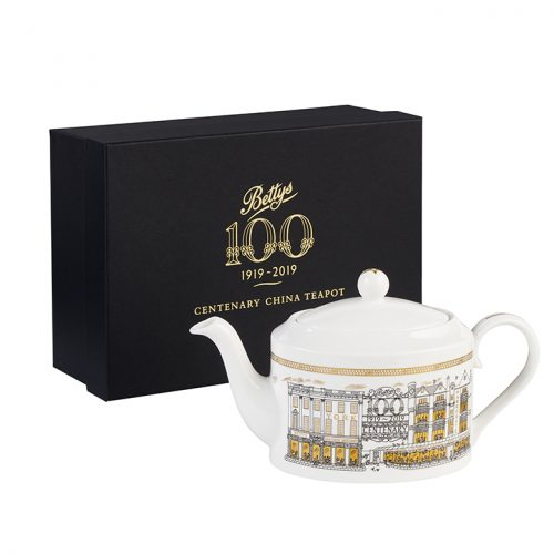 Centenary China Teapot With Box