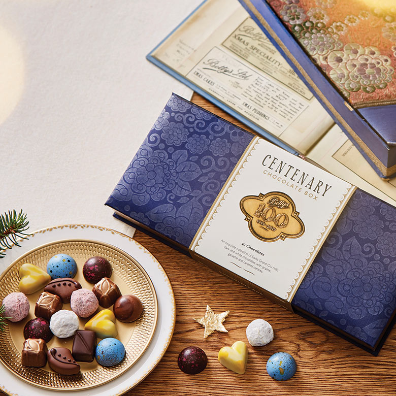 Centenary Chocolate Box