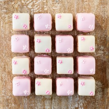 Fondant Fancy Square Lifestyle