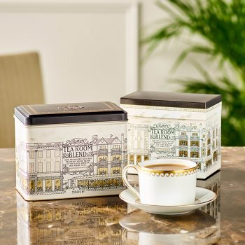 Tea Room Blend And Caddy Lifestyle